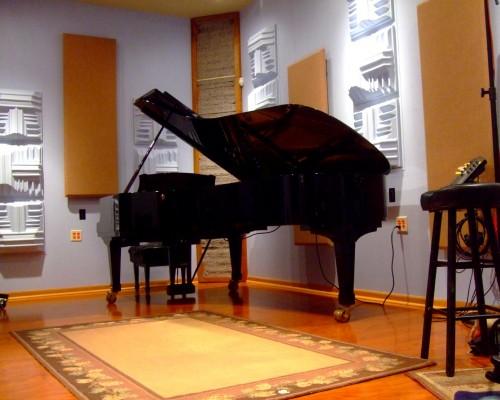 9' Concert Grand Piano