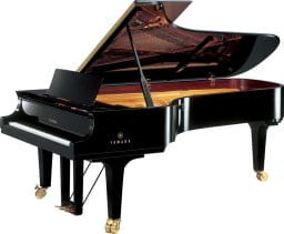 Yamaha Concert Grand Piano